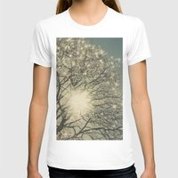 sparkle T-shirts featuring Winter Sparkle by Pure Nature Photos