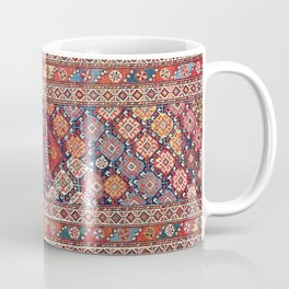 Luri Fars Southwest Persian Rug Print Coffee Mug