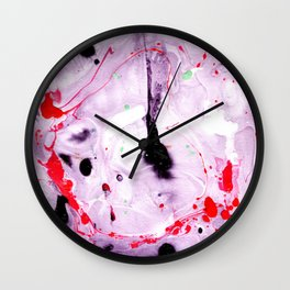 Dark Wall Clock