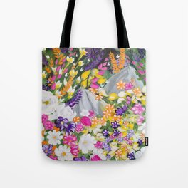 Flower and Garden Tote Bag