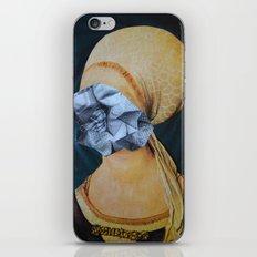 ELSBETH AUS NURNBERG  iPhone & iPod Skin