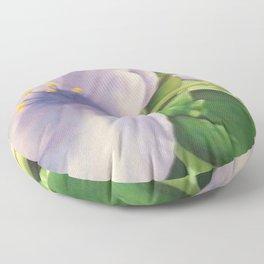 Virginia Spiderwort Floor Pillow