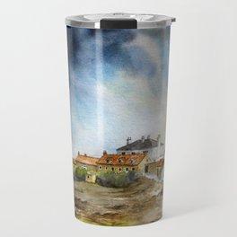 St. Mary's Lighthouse Travel Mug