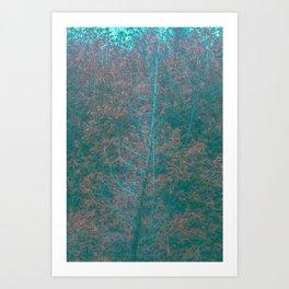 Desolate Thoughts Art Print