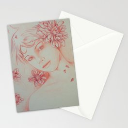 Flores. Stationery Cards