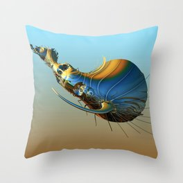 CREA 8 Throw Pillow