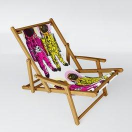 CMYK Spacemen Sling Chair