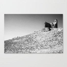 Torres del Bayo Canvas Print