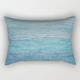 South Pacific x The Coral Sea Rectangular Pillow