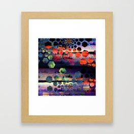 Hexdawn Framed Art Print
