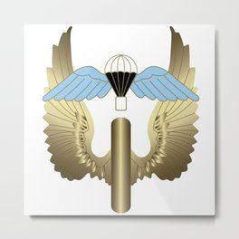 2 sqn RAF Regiment Metal Print