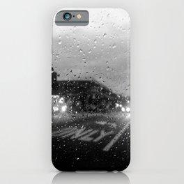 Rain in Ridgewood iPhone Case
