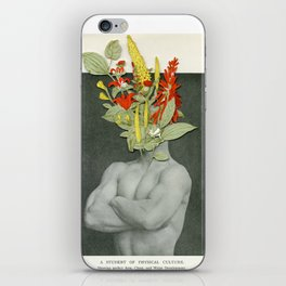 Student of Physical Culture iPhone Skin