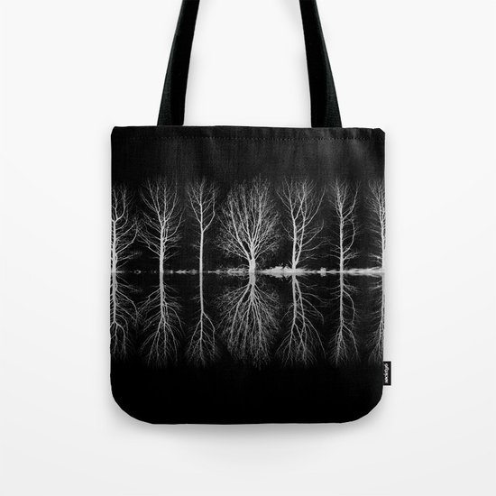 Echo In The Trees Tote Bag