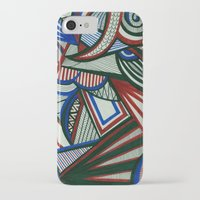 3d iPhone & iPod Cases featuring 3D by Jess D'Angelo