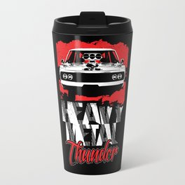 Heavy Metal Thunder Travel Mug