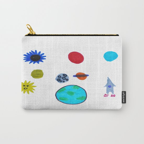MY SPACE Carry-All Pouch