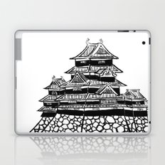 The Black Castle  Laptop & iPad Skin