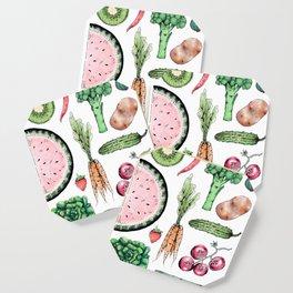 Vegetable Medley Coaster