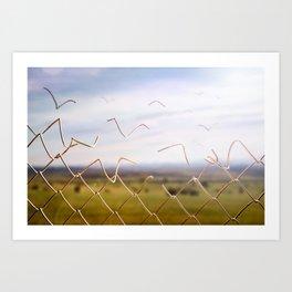Break Free II Art Print