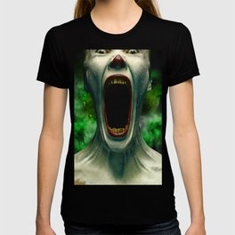 FACE YOUR FEARS (AMERICANHORRORSTORY) T-shirt