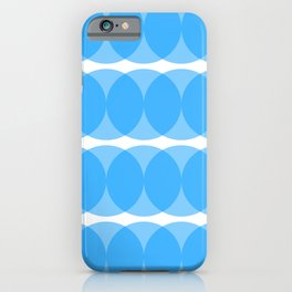 providan (blue) iPhone Case