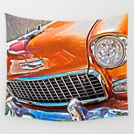 1956 Chevy bel air Wall Tapestry