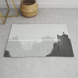 Pixel Art Landscape 005 Rug