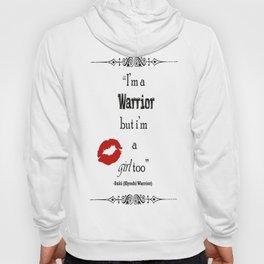 Warrior Hoody