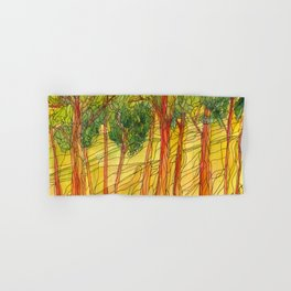 Forest #15 Hand & Bath Towel