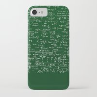physics iPhone & iPod Cases featuring Physics  by The Film Guy