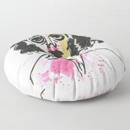 Mia Wallace Floor Pillow