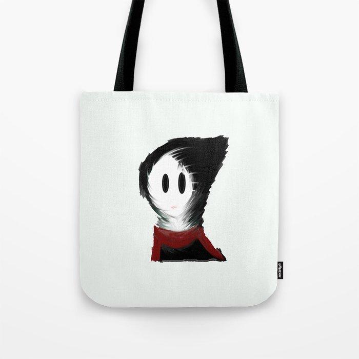 Gloomy Girl Tote Bag