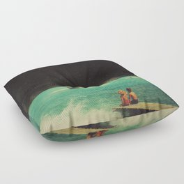 Thassos Floor Pillow
