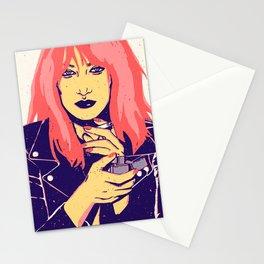 Rock Gina Stationery Cards