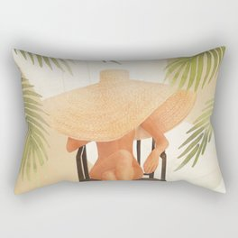 Hat Rectangular Pillow