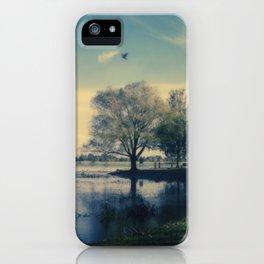 Lake Wendouree iPhone Case