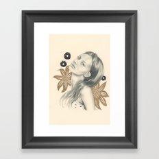 Bloom III Framed Art Print