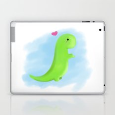 Dino love Laptop & iPad Skin
