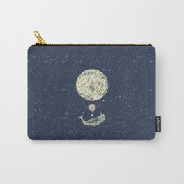 Space whale Carry-All Pouch