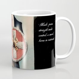 Conquest of the Meek Coffee Mug