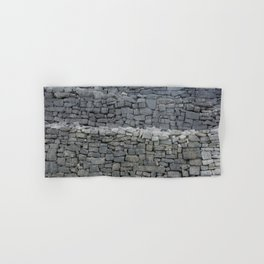 Dry stone wall Hand & Bath Towel