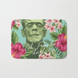 Oh Frankie darling - The Franktiki Bath Mat
