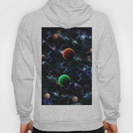 Space Moons Hoody