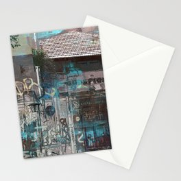 URBAN DECAY ABSTRACT III Stationery Cards