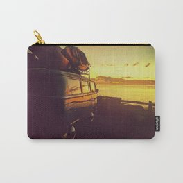 Bus - Tracyton Carry-All Pouch