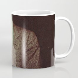 The Letter Coffee Mug
