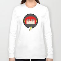 the flash Long Sleeve T-shirts featuring Flash by Oblivion Creative