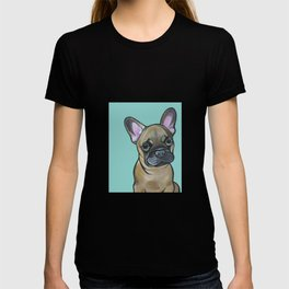 Armand the Frenchie Pup T-shirt