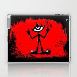 Punk Eye Laptop & iPad Skin